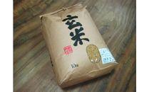 光市のお米(玄米)10kg