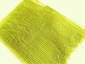 ウージ染めショール糸やなぎ