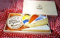 ル・シャレのナチュラルチーズセット