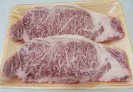 【2ヶ月定期便】A5飛騨牛サーロインステーキ用400g