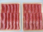 【2ヶ月定期便】A5等級飛騨牛赤身肉スライス1kgモモ又はカタ肉