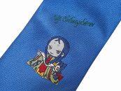 ちはや姫ネクタイ2本セット青×緑
