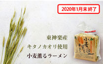 自宅で本格ラーメン『キタノカオリラーメン』えびしお(2食入り260g×10)