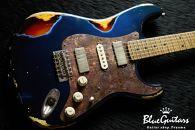 【ギター】stilbluModel-S《Lava》