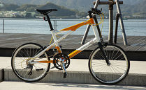 NAGI BIKE NS451-F<はっさくイエロー>