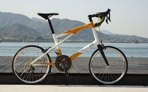 NAGI BIKE NS451-S<はっさくイエロー>