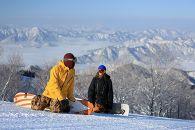 西日本最大級のビッグゲレンデスキージャム勝山 2019-2020大人リフト1日券(ランチ券付き)