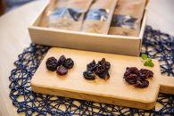 果実の楽園やまなしからの贈り物:フルーツサプリメント「葡萄三昧」(3品種)