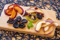 【限定30セット】果実の楽園やまなしからの贈り物:セミドライフルーツ&フルーツティセット