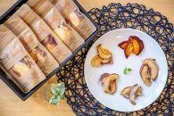 【限定30セット】果実の楽園やまなしからの贈り物:フルーツサプリメント「桃くらべ」(5品種)