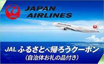 【宜野湾市】JALふるさとへ帰ろうクーポン(13,500点分)×ぎのわんハートプロジェクトハートカード