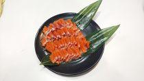 日本で唯一!キングサーモンの血を引く「富士の介」 切り身5パック約550g