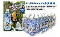 モンドセレクション金賞受賞!とまチョップ水(苫小牧市水道水)セット