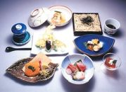 蕎麦と懐石うちくら ペアチケット ランチ懐石コース(サフィア)