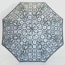 晴雨兼用長傘StigLフルクトラーダ白×黒