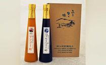 果物酢(マンゴー・ブルーベリー)セット【牛乳やソーダ割・ヨーグルトにかけて】