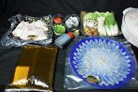 ふぐ料理フルセット(2~3人前)