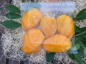 皮むき冷凍マンゴー(1kg)