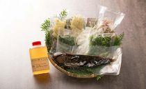 高知野菜てんこもりカツオの田舎タタキB
