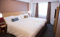 ホテル・ザ・ウエストヒルズ・水戸ペアご宿泊券(朝食・お土産付き)