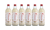 糸島天領甘酒「甘いささやき」6本セット