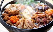 上州地鶏すきやき鍋セット