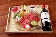 証明書付贈答用木箱入り神戸牛ギフトセット890g(ステーキ、すき焼き・しゃぶしゃぶ木箱入りセット)