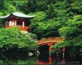 (2名様)新緑の世界文化遺産醍醐寺拝観と雨月茶屋での昼食プラン