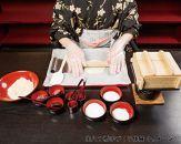 (Dコース/2名様)《ししゅうやかた》京の和菓子作り体験プラン