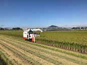 【頒布会】農薬を一切使わないお米<令和2年米>定期コース10Kg(全6回お届け)