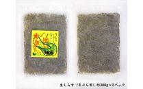 【南知多・篠島】生しらす天ぷら用(約300g×2パック)
