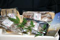 ■和歌山の近海でとれた新鮮魚の湯浅醤油みりん干し4品種9尾入りの詰め合わせ