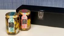 小豆島産オリーブオイルコンフィ2品セット(鰆オリーブオイルコンフィ・鯛オリーブオイルコンフィ)