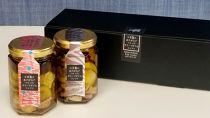小豆島産オリーブオイルコンフィ2品セット 鯛オリーブオイルコンフィ烏賊オリーブオイルコンフィ
