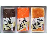 富山大和百貨店選定〈梅かま〉特製かまぼこ3本詰合せ