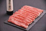 おおいた和牛すき焼きセット【約500g】