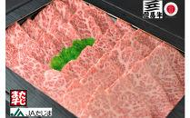 【但馬牛】焼肉用(霜降り部位)(500g)