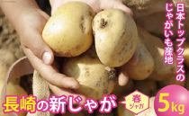 【ポイント交換専用】飛子の馬鈴薯5kg(春じゃが)