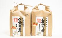 魚沼産コシヒカリ 塩沢地区産(2㎏×2袋)