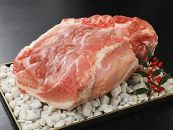 <宮崎県産豚ウデブロック5kg超!>