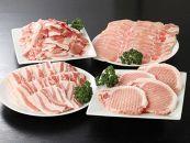 <宮崎プレミアム和豚味彩バラエティセット1.5kg>