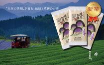 【新茶予約】極上煎茶八女津媛100g×3本【2020年5月上旬発送開始】