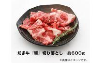 【知多牛工房 牛小屋】知多牛『響』切り落とし 約600g