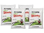 こうざきコシヒカリ(減農薬米)白米20kg