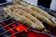【影響が大きい事業者支援】白焼き5尾 横山桂一さんのS級鰻