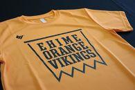 ≪ポイント交換専用≫定番のオレンジTシャツ&選手考案のキャップセット【サイズ:3L】