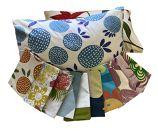 枕カバー3枚セット(柄お任せ) 定番サイズ 43cm×63cm