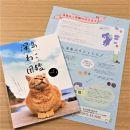 「深島ねこ図鑑」(1冊) 猫たちの表情に癒されます。