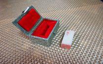 【ポイント交換専用】雅印(青田石)8分(23~25mm)箱入り 3文字まで