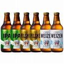 八海山RYDEENBEERライディーンビール330ml×6本セット